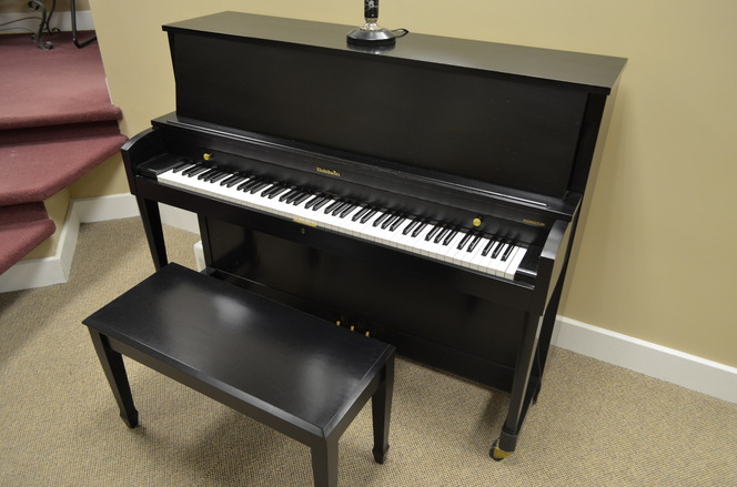 1986 Baldwin Hamilton Studio Piano - Upright - Studio Pianos