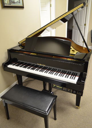 1994 Yamaha DGH1 Player Grand - Grand Pianos