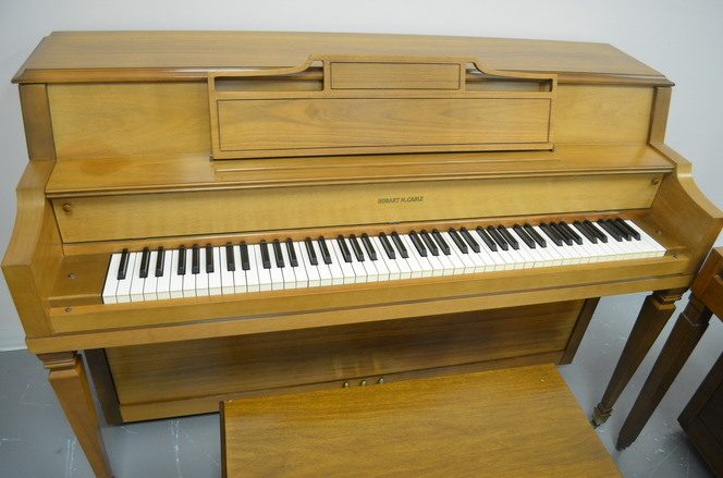 1962 Hobart M. Cable Console Piano - Upright - Console Pianos