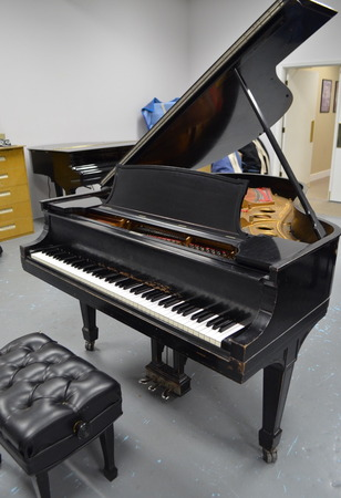 1922 Steinway Model O Grand - Grand Pianos