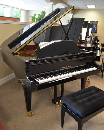1998 Schimmel SP182 Diamond Edition Grand - Grand Pianos