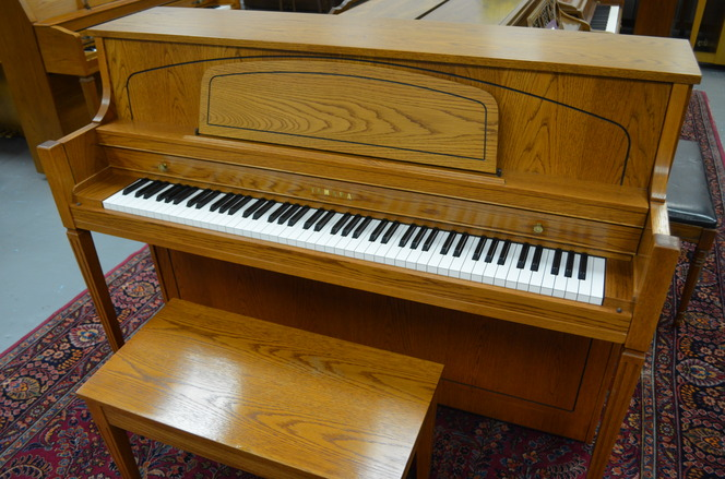 2000 Yamaha M450 Console Piano - Upright - Console Pianos