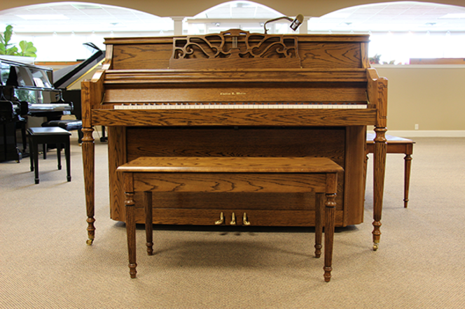 1999 Charles Walter Console Piano - Upright - Console Pianos
