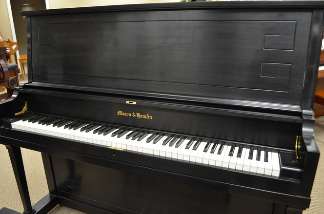 1969 Mason & Hamlin - Upright - Professional Pianos