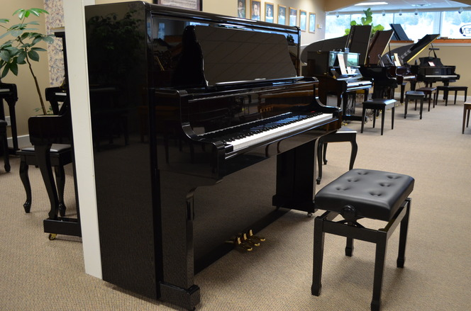 1989 Kawai LIMITED EDITION US63 professional upright - Upright - Professional Pianos