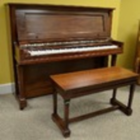 1917 49 inch Steinway professional upright - Upright - Professional Pianos